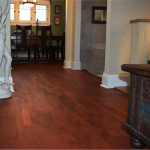 Maple Floor with Hardwax Oil