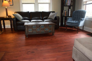 Custom Hardwood Floor Refinishing in Sun Prairie, WI